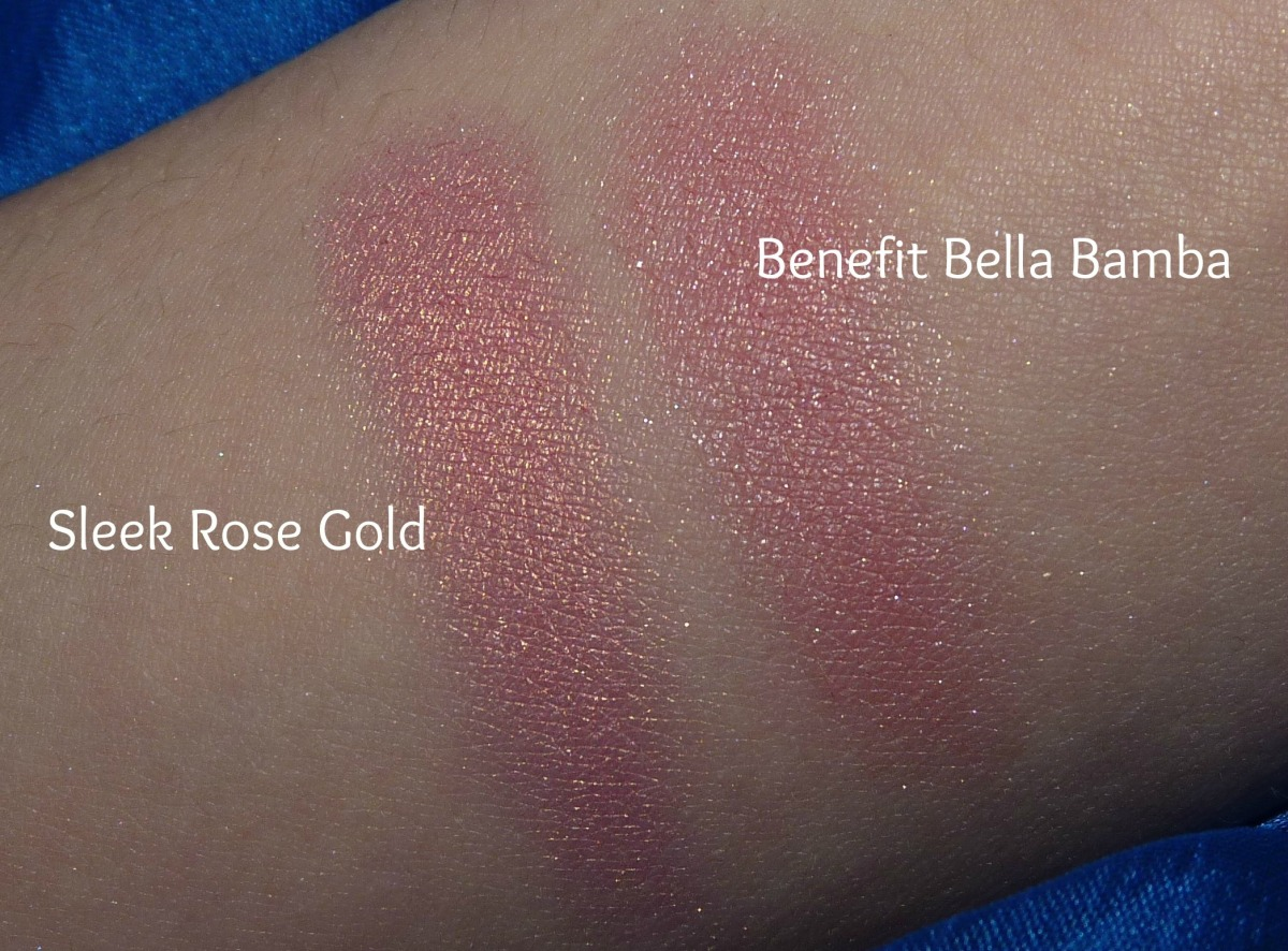 Benefit's Bella Bamba Dupe!