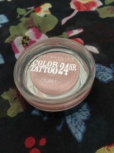 maybelline colour tattoo pink gold
