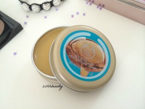 the body shop solid oil lips