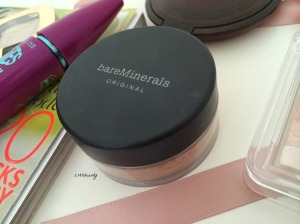 bare minerals foundation
