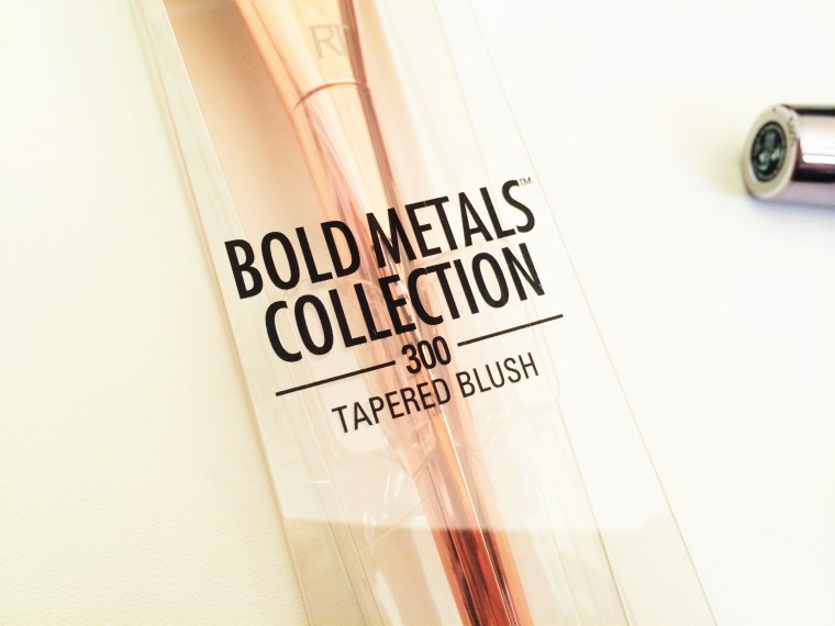 real techniques bold metals blush brush