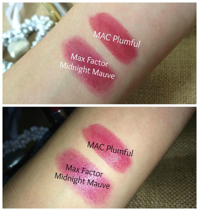 mac plumful dupe