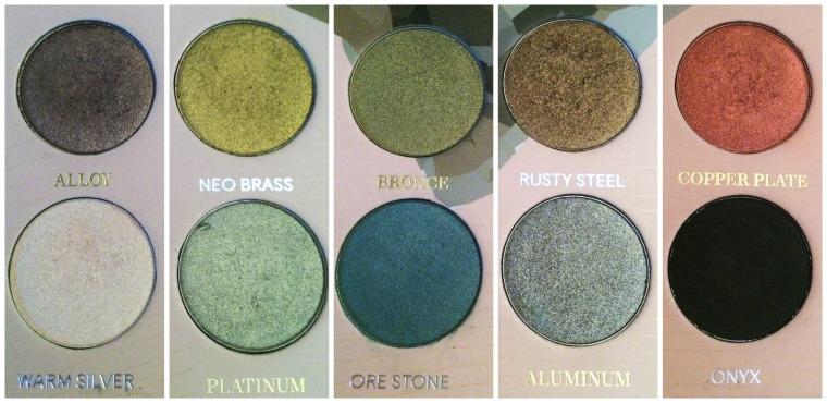 zoeva mixed metals palette11