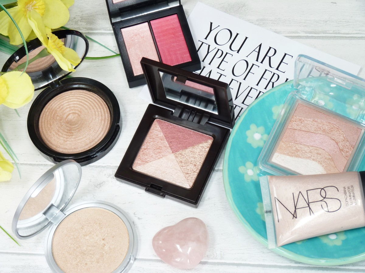 Glow Getters | My Favourite Highlighters