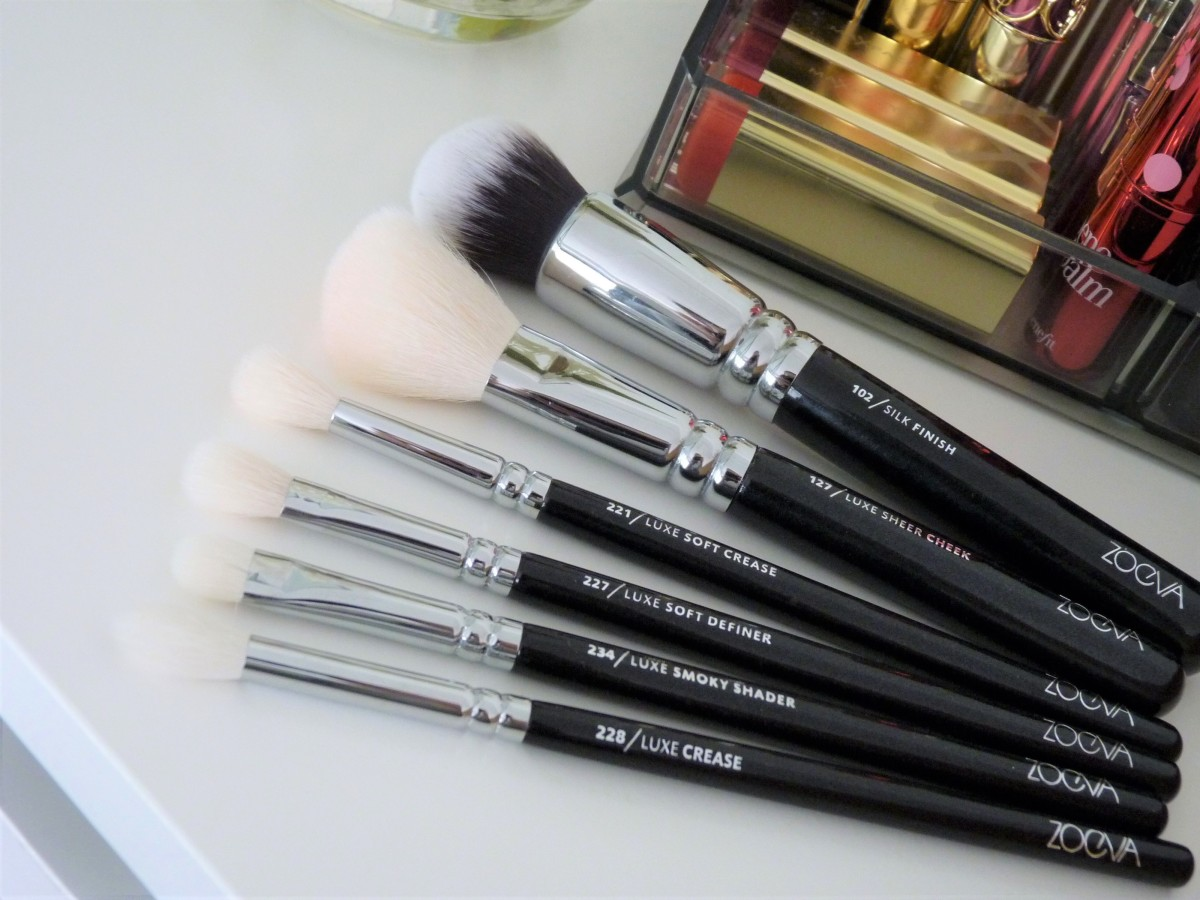 Zoeva Makeup Brushes | Review